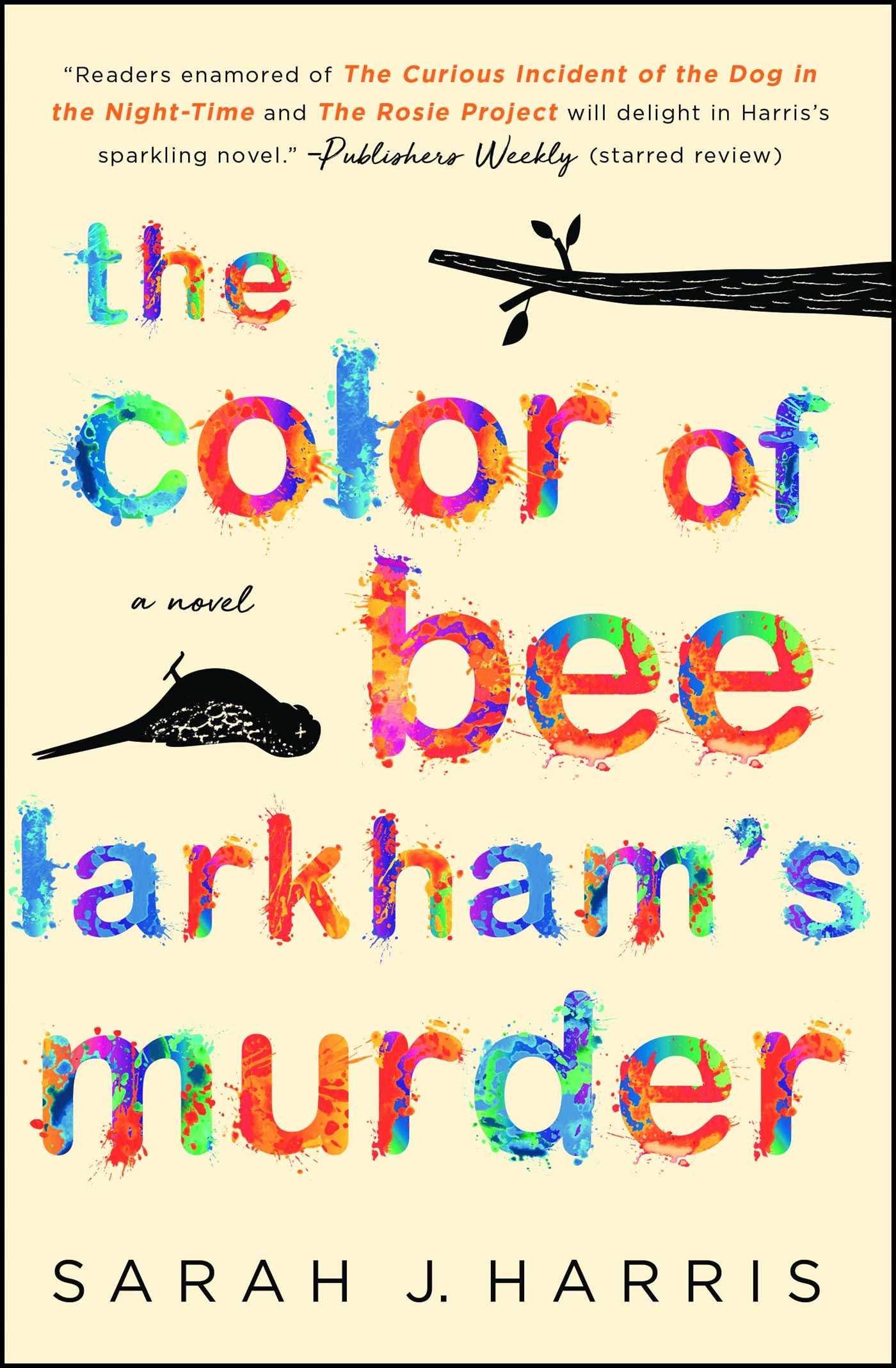 Color Bee Larkhams Murder Novel