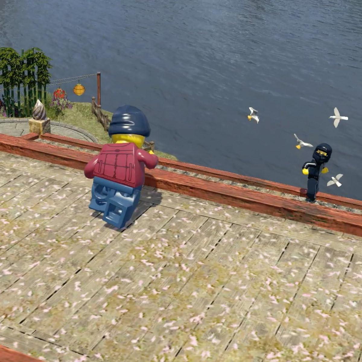 Lego レゴ Ipad壁紙 Chasing Girls その他 スマホ用画像140673