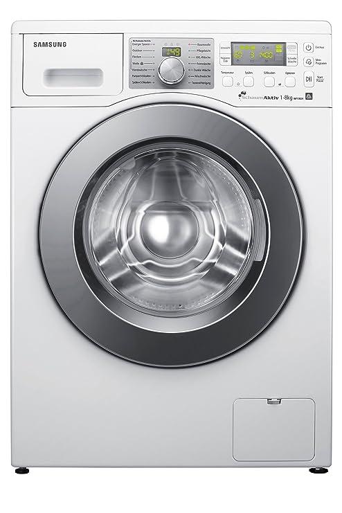 Samsung WF-10824 - Lavadora (A + + +, 1.02 kWh, 56 L, 600 mm, 600 ...
