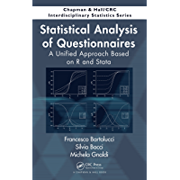 Statistical Analysis of Questionnaires: A Unified Approach Based on R and Stata (Chapman & Hall/CRC Interdisciplinary Statistics Book 34)