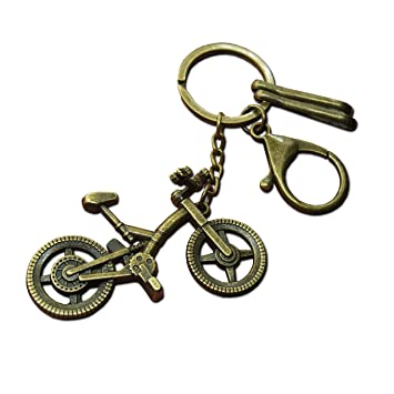 Seraphis Vintage Bicycle Punk Retro llavero Ciclismo llavero ...