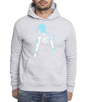 Over Goku Herren Hoodie Goku Dragon Master Son Ball Vegeta Turtle Roshi Db