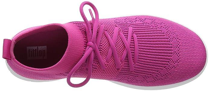 SneakerZapatillas Altas Para Slip On Mujer Uberknit Fitflop High Top eWEIY29HD