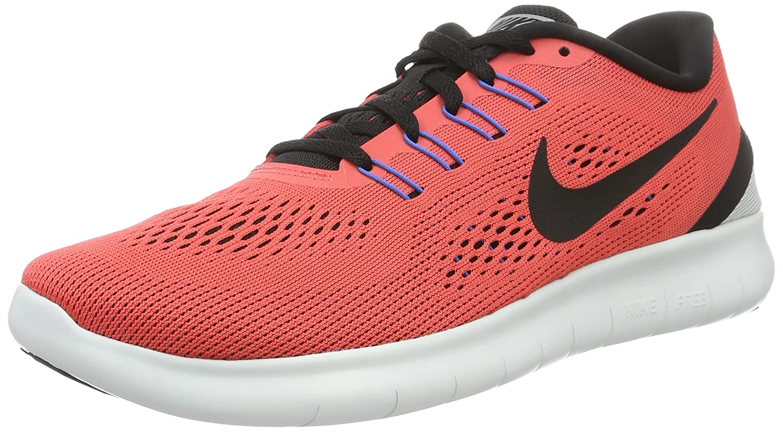 Nike 831508-802, Zapatillas de Trail Running para Hombre 38.5 EU|Naranja (Ember Glow / Black-wolf Grey-blue Spark)