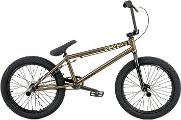 FLYBIKES Orion Bicicleta BMX, marrón, L: Amazon.es: Deportes y ...