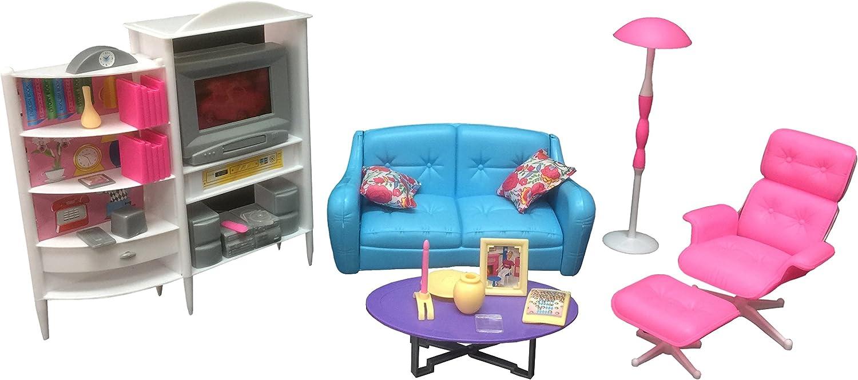 Girl/'s Favorite//Gloria Bedroom /& Make-up Table Play Set No. 3014