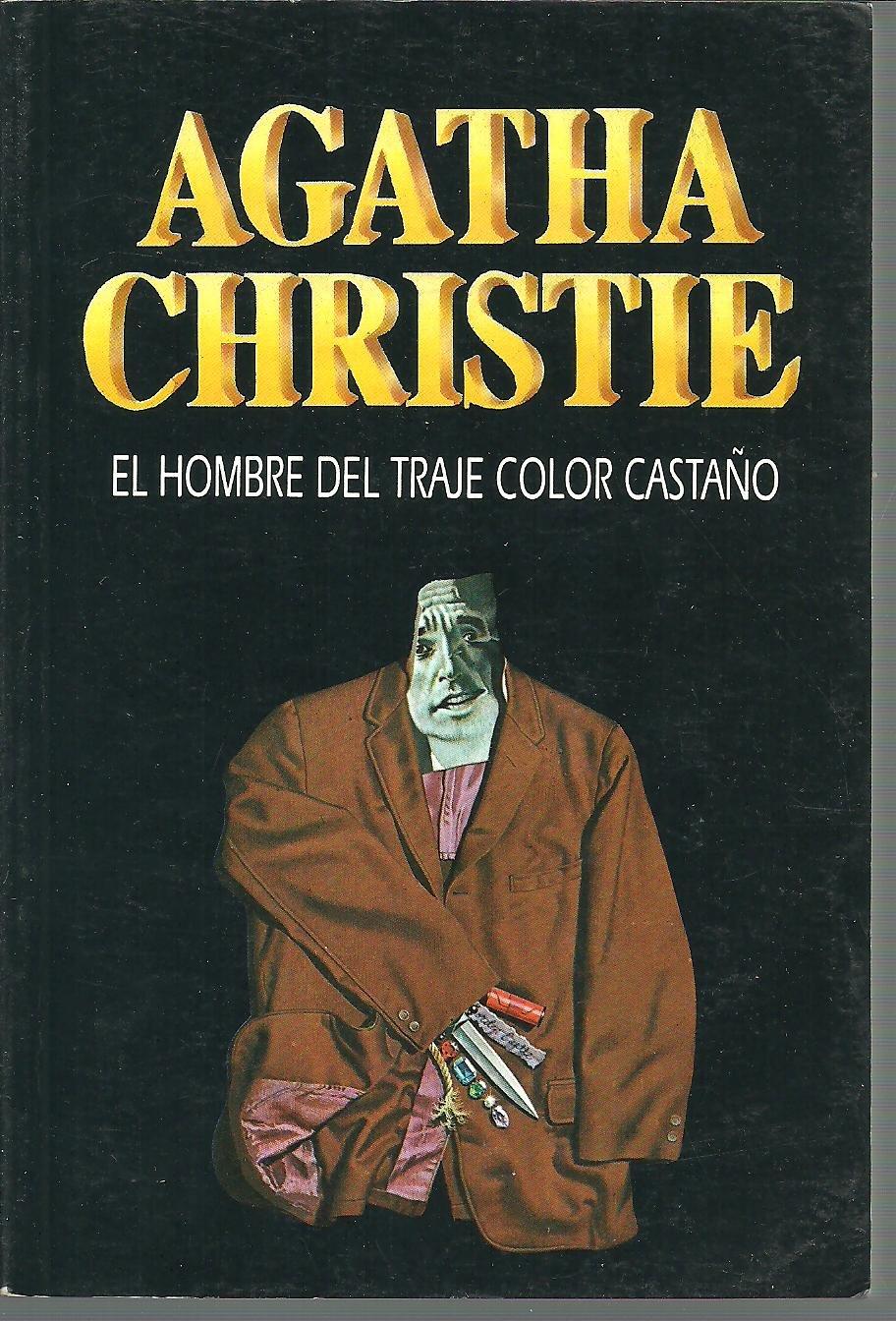 EL HOMBRE DEL TRAJE COLOR CASTAÑO: Amazon.es: Agatha ...