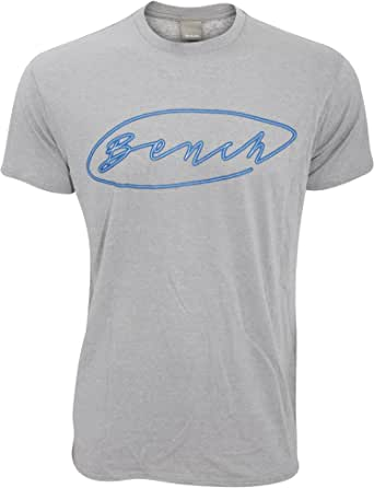 Bench Mens Form Short Sleeve Printed T-Shirt SHIRT294