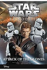Star Wars Episode II:  Attack of the Clones: Junior Novelization (Disney Junior Novel (ebook)) Kindle Edition