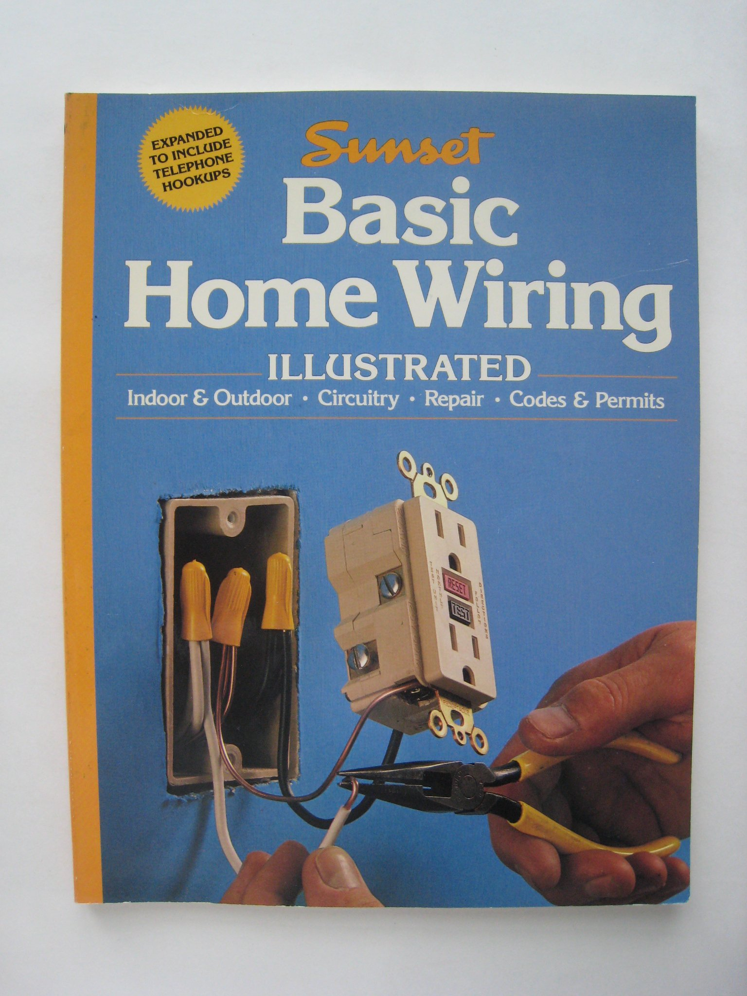 basic home wiring illustrated indoor \u0026 outdoor, circuitrybasic home wiring illustrated indoor \u0026 outdoor, circuitry, repair, codes \u0026 permits by the editors of sunset and southern living amazon com books