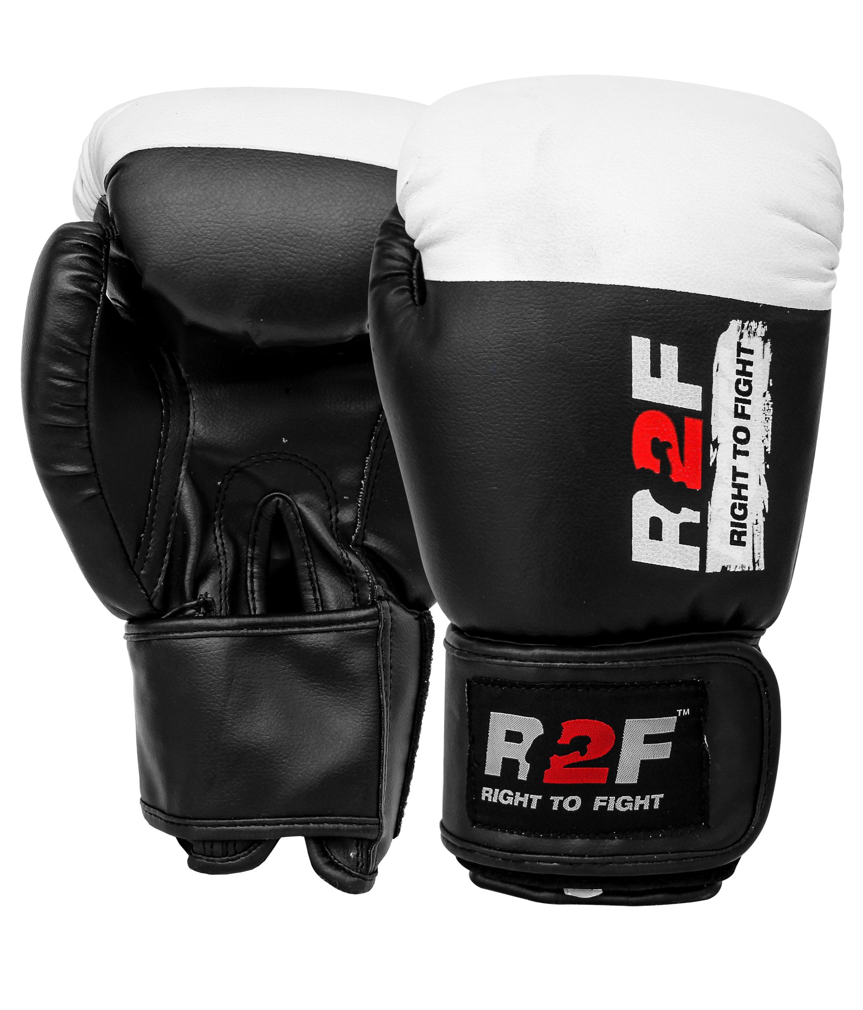 Boxing Gloves Rex Leather Punch Bag MMA Training Sparring Mitts Pro Kick Fight