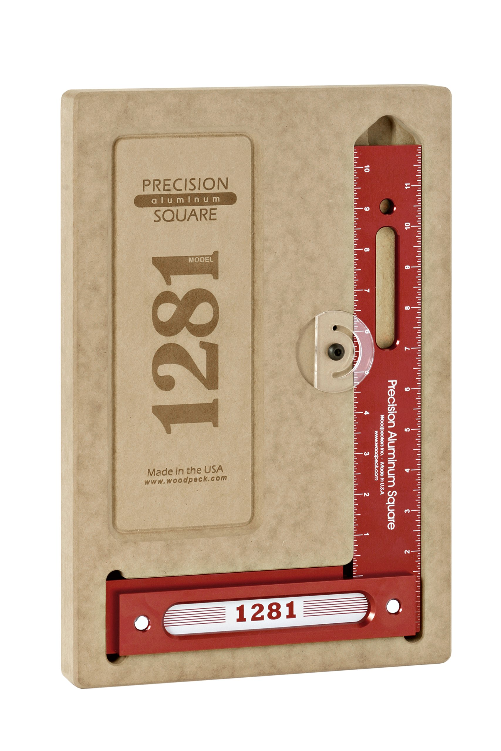 Woodpeckers 1281R Woodworking Square Imperial