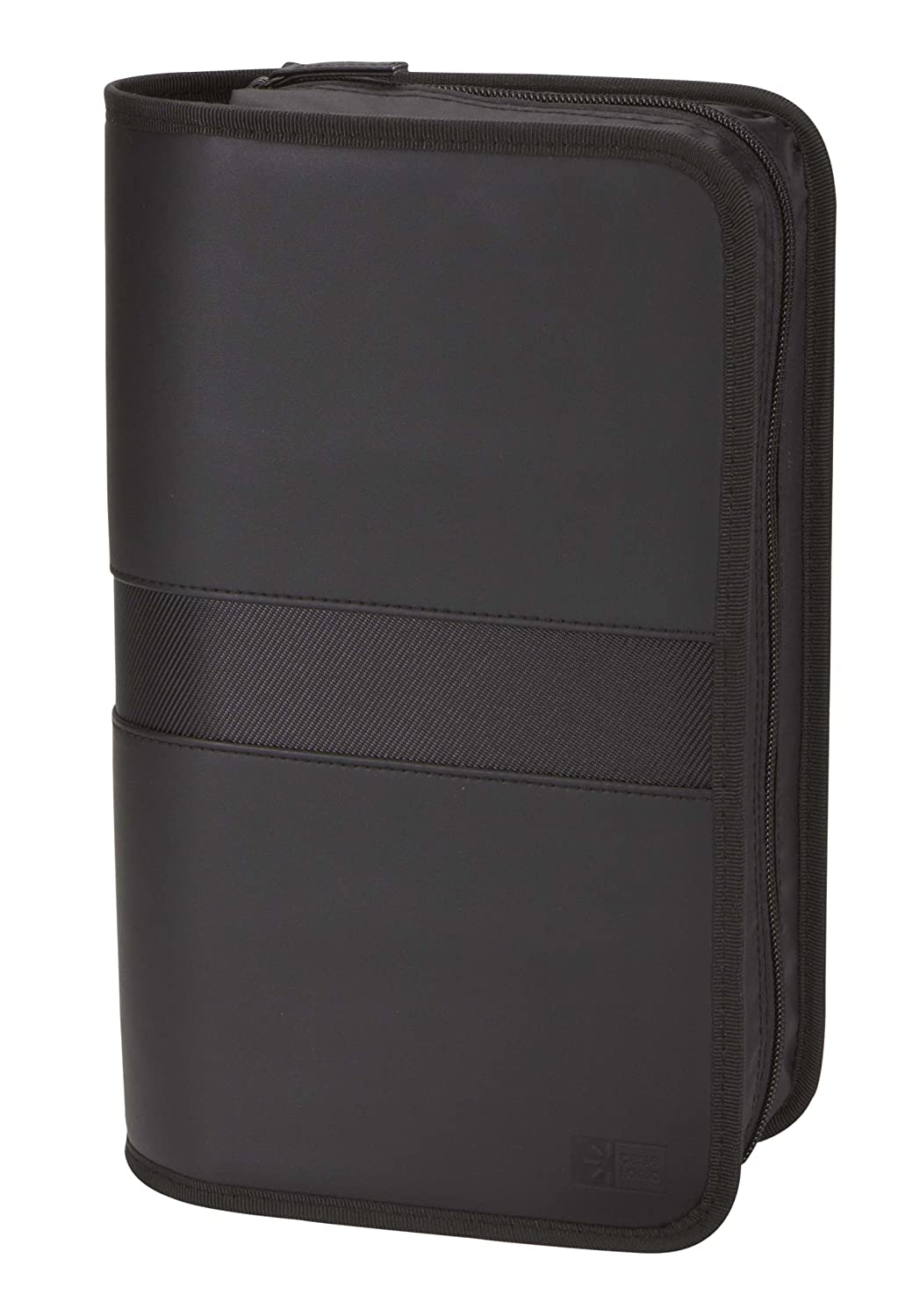 Case Logic EKW-28 28 Capacity Koskin CD Wallet (Black) Caselogic