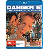 Danger 5: The Complete Series [Blu-ray]