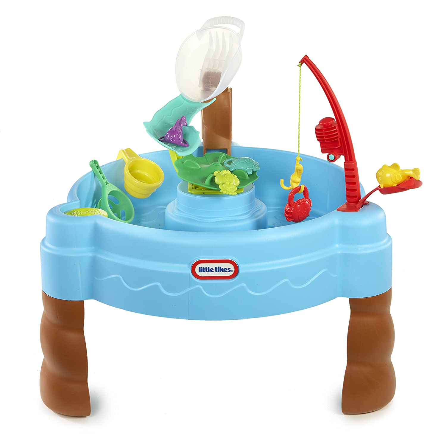 Little Tikes - 637803m - Outillage De Jardin pour Enfants - Fish N Splash Water Table