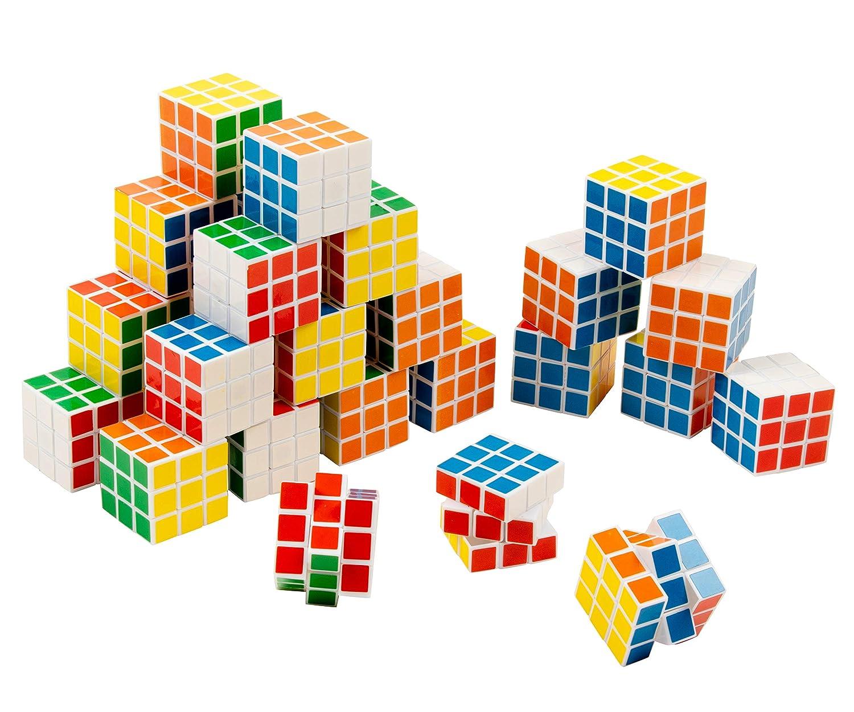 愛用  キューブパズル 30パック x マジックキューブパズル 1.2インチ 子供用 ミニスピードキューブセット 非毒性ABSプラスチック マルチカラー 1.2 子供用 x 1.2 x 1.2インチ B07H93974H, 【激安アウトレット!】:cc922235 --- a0267596.xsph.ru