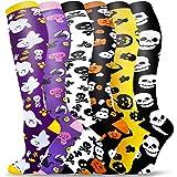 Graduated Medical Copper Compression Socks for Women Men Circulation 20-30mmhg-Best Support for Running,Nursing,Hiking