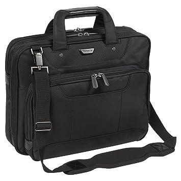 """b6e69c009b Targus Corporate Traveller Sacoche pour Ordinateur Portable 14"""" - Noir"""