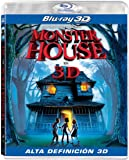 Monster House (BD 3D) [Blu-ray]