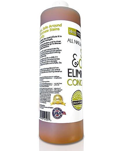 Profesional fuerza natural enzima limpiador concentrado la ...
