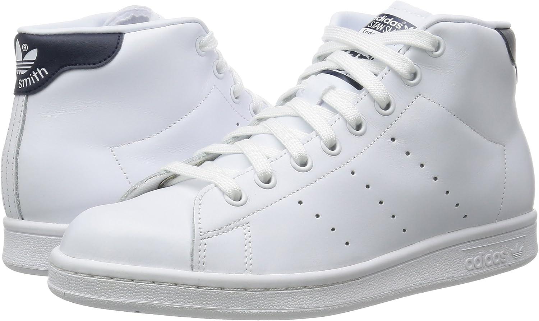 Cuando Molestar Deducir  Amazon.com | adidas Stan Smith Mid, Men's Trainers | Shoes