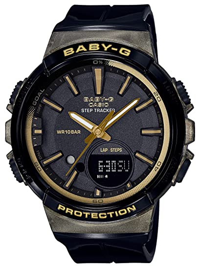 Casio Damas Casio Baby-G For running Reloj BGS-100GS-1A: Amazon.es: Relojes