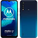 Motorola PAJC0005DE g8 power lite Dual-SIM Smartphone, Blå
