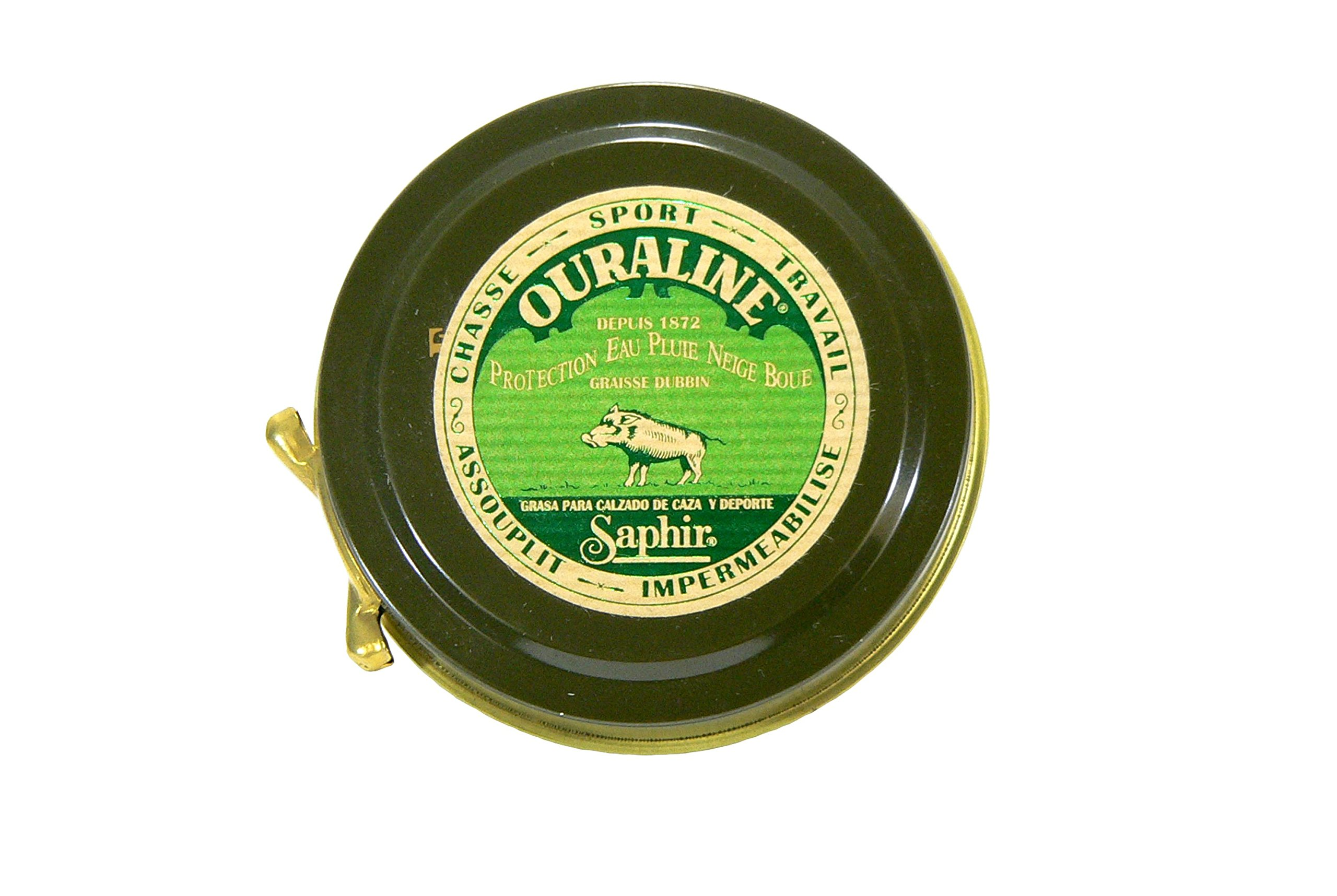 Dubbin Ouraline by Saphir - Conditioner & Weather Protection for all Outdoor Leather Equipment by Saphir