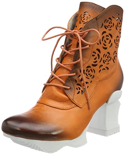 Armance 09, Bottines Femme, Orange (Orange Orange), 37 EULaura Vita