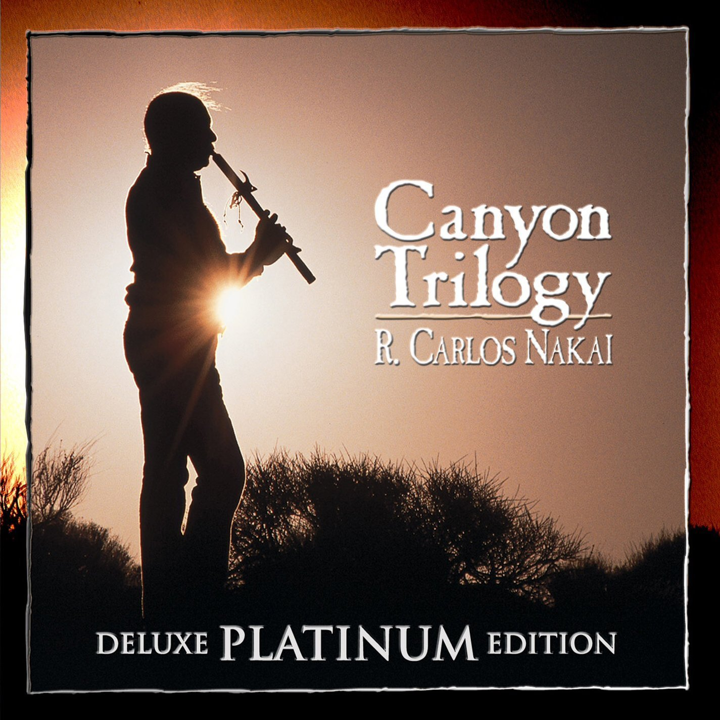 Canyon Trilogy, Deluxe Platinum Edition by CD