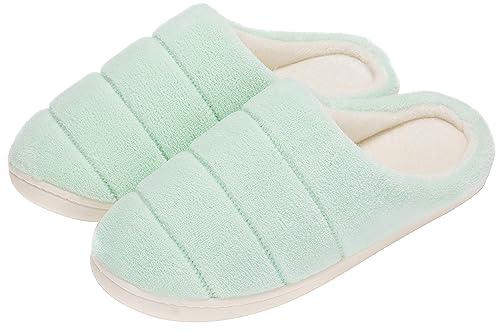 Zapatillas de Casa Invierno para Mujer Zapatillas de Estar en Casa con Suela Antideslizante - Comodas y Calentitas: Amazon.es: Zapatos y complementos