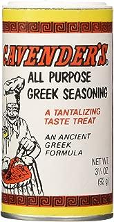 product image for Cavender All Purpose Greek Seasoning 3.25 oz