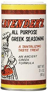 Cavender All Purpose Greek Seasoning 3.25 oz