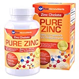 Pure Micronutrients Zinc Supplement, Natural Zinc