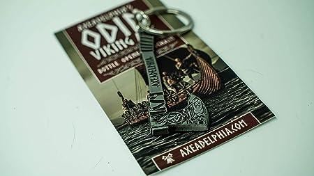 Amazon.com: Odin Viking Axe - Llavero abrebotellas: Kitchen ...