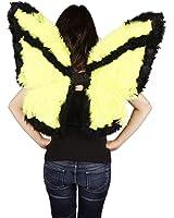 Zucker Feather (TM) - Day-Glo Butterfly Wings
