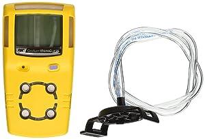 BW Technologies MC2-XWHM-Y-NA GasAlertMicroClip XT Four-Gas Detector, O2/CO/H2S/LEL