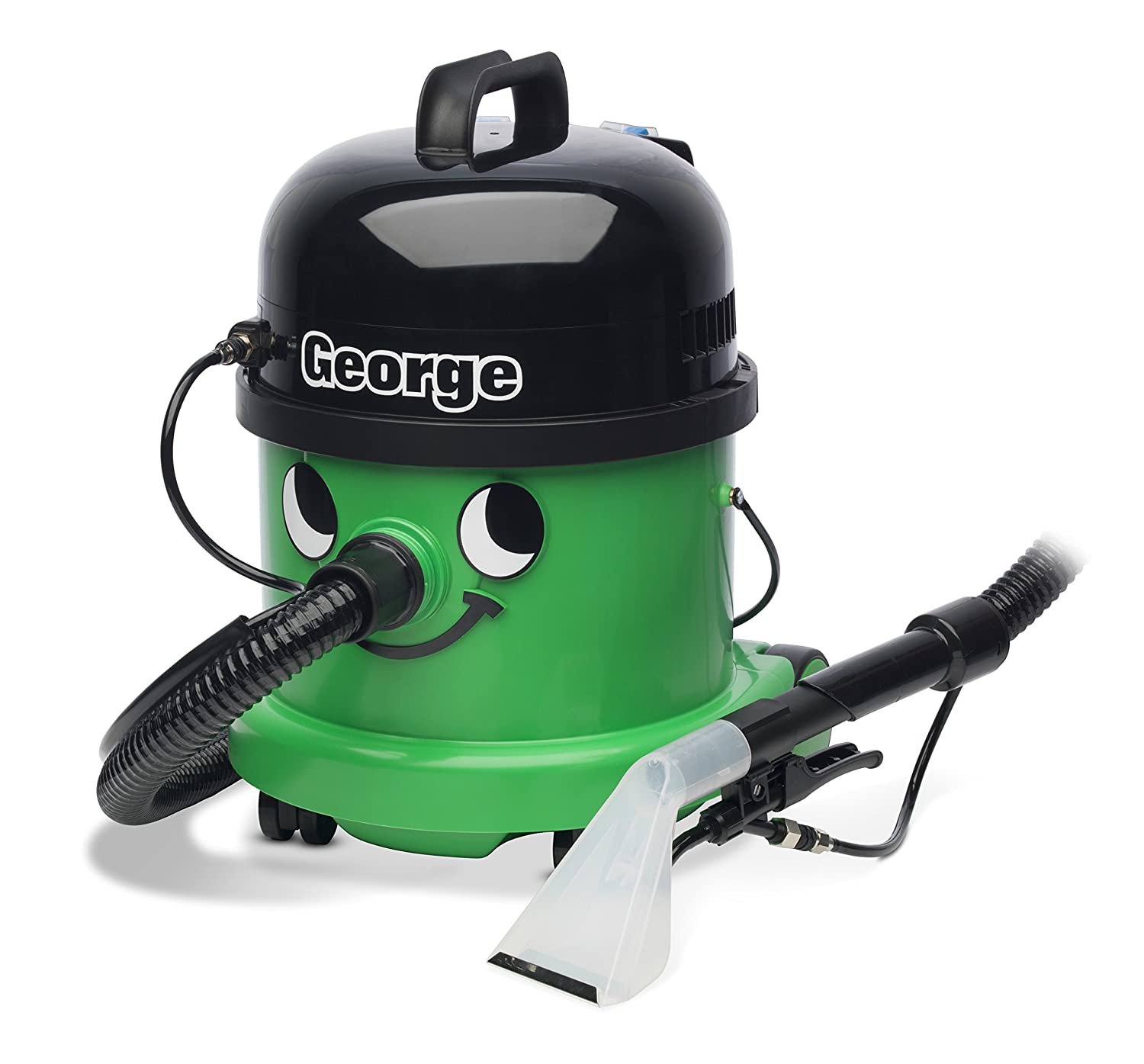 Henry George / GVE 370-2 / 825714 Wet and Dry Vacuum, 15 Litre, 1060 Watt,  Green: Amazon.co.uk: Business, Industry & Science