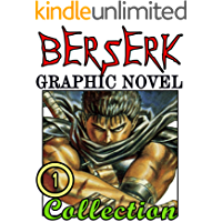 Berserk Graphic Novel: Vol 1 - Great Graphic Novel Manga For Adults, Fan Lover (English Edition)