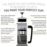 Espro 1432C-BK-FFP P3 French press, 32 Ounce, Black