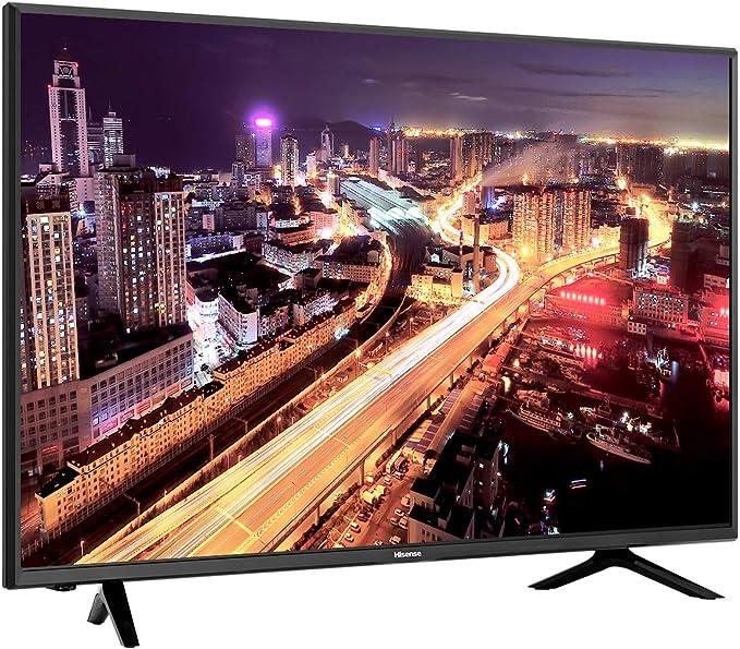 Televisor NEC5205 de Hisense (ultra HD, sintonizador triple, Smart ...