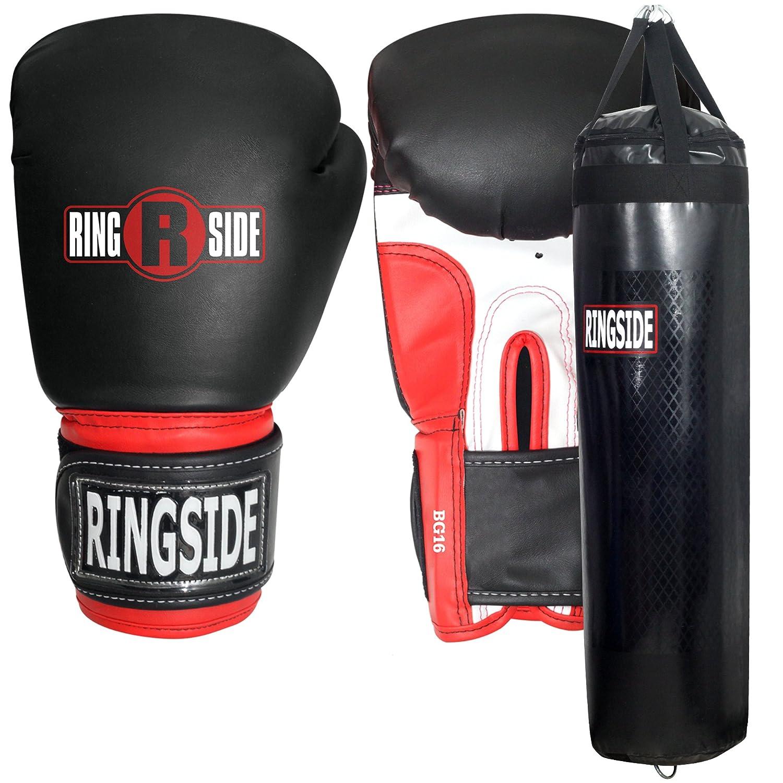 Ringsideボクシングホームワークアウトバンドル Large B010ECY8Q0 B010ECY8Q0, セールプラザ:5b94332a --- capela.dominiotemporario.com