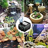 Homasy 80 GPH (300L/H, 4W) Submersible Water