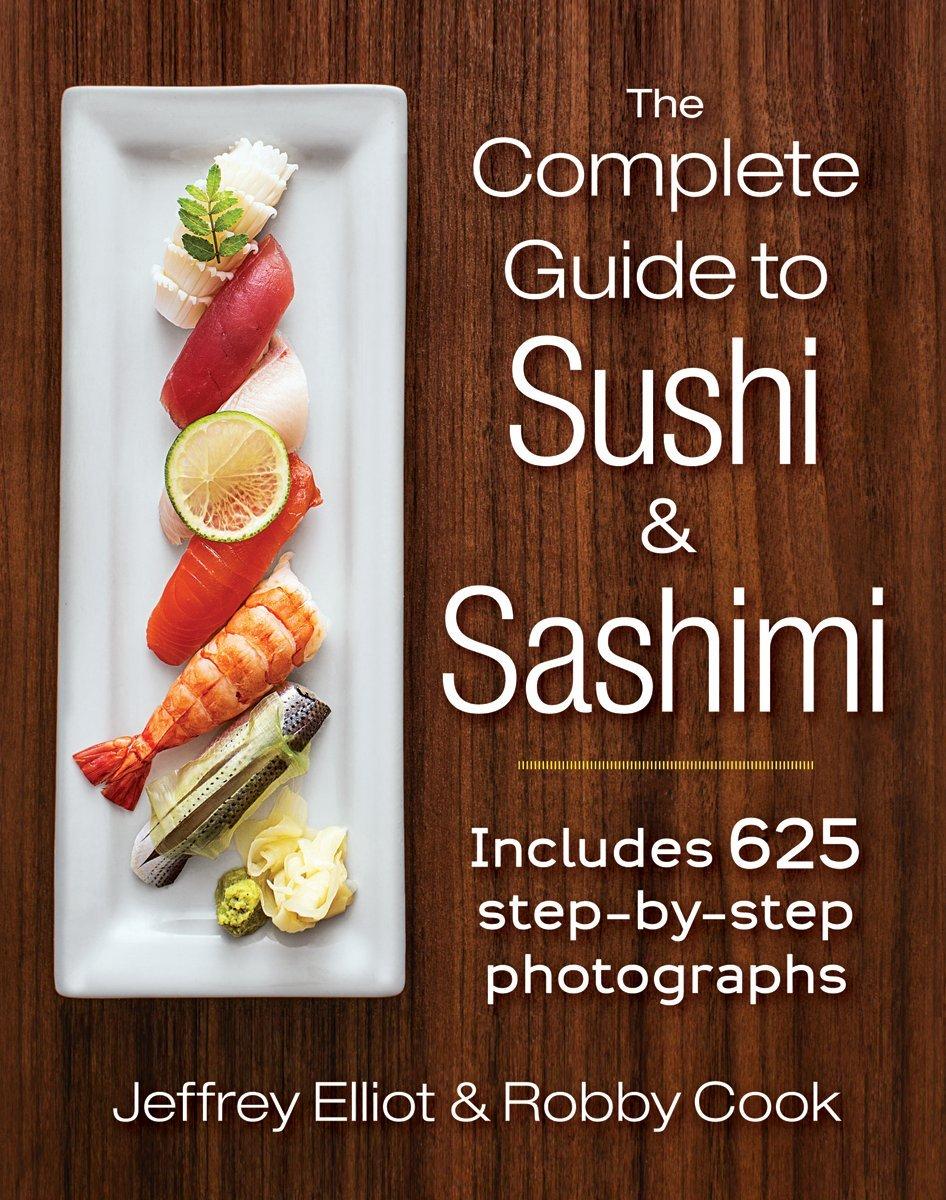 Complete Guide Sushi Sashimi step product image