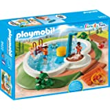 Playmobil 4858 Pool With Water Slide Toys Games