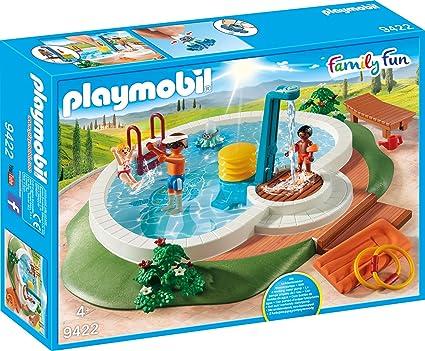 Playmobil Familyfun 9422 Nino Nina Kit De Figura De Juguete Para