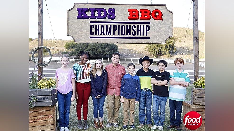 Kids BBQ Championship - Season 1