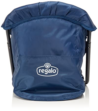 Amazon.com : Regalo Easy Diner Portable Hook On Highchair, Navy : Table Hook  On Booster Seats : Baby