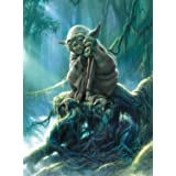 Star Wars - Fine Art Collection - Yoda - 1000 Piece Jigsaw Puzzle