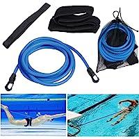 Wegreeco Zwemmen Trainingsriemen, Statische Zwemmen Trainingsriemen Stationaire Zwemtrainer Zwemmen In Plaats Weerstand…